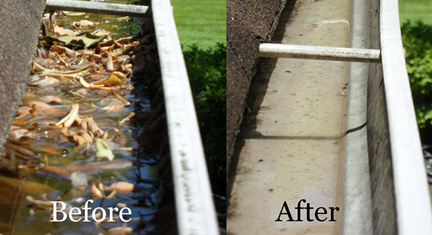 Gutter Cleaning Professional Gutter Cleaning Services